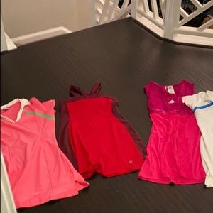 Adidas,k Swiss , Nike tennis dress